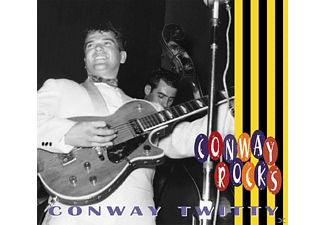 Conway Twitty - Conway Rocks - (CD)