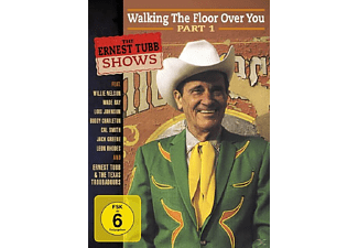 Ernest Tubb - The Ernest Tubb Shows, Part 1 [DVD]