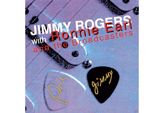 Jimmy Rogers - With the Broadcasters - (CD)