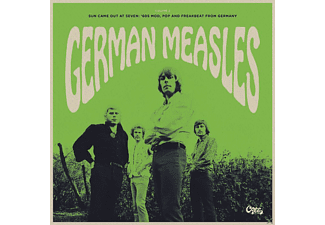 VARIOUS - German Measles, Vol.2  (180gram Vinyl) - (Vinyl)