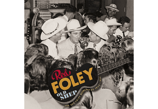 Red Foley - Old Shep-The Red Foley Rec. - (CD + Buch)