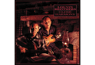 The Louvin Brothers - Close Harmony   8-Cd & Book/Buch - (CD)