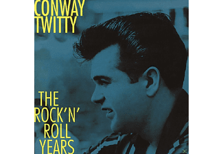 Conway Twitty - The Rock N Roll Years 8-Cd & B - (CD)