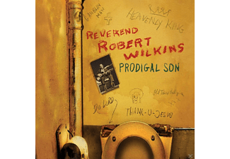 Robert Reverend Wilkins - Prodigal Son - (CD)