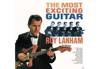 Roy Lanham - The Most Exciting Guitar (180gram Vinyl) - (Vinyl)