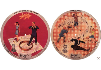 Clyde & His Orchestra Mccoy - Picture Disc - (Vinyl)