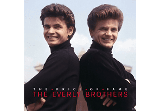 The Everly Brothers - The Price Of Fame - (CD + Buch)