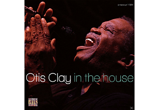 Otis Clay - In The House-Live At Lucerne - (CD)