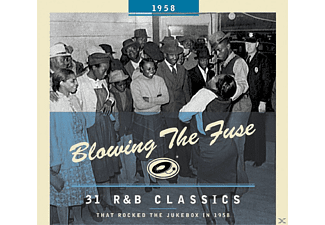 VARIOUS - Blowing The Fuse 1958 - (CD)