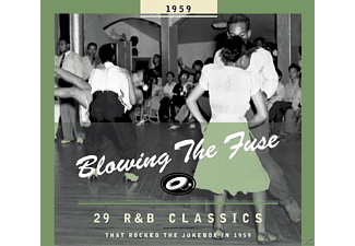 VARIOUS - Blowing The Fuse 1959 - (CD)