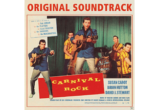 VARIOUS - Carnival Rock-Teenage Thunde - (CD)