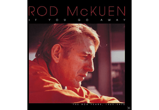 Rod Mckuen - If You Go Away-The Rca Years - (CD + Buch)
