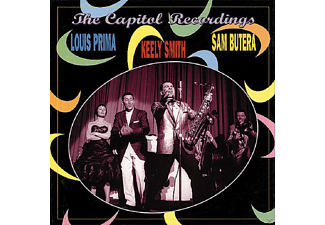 Louis Prima, Keely Smith, Sam Butera - The Capitol Recordings   8-Cd - (CD)