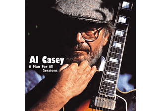 Al Casey - A Man For All Sessions - (CD)
