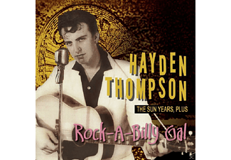Hayden Thompson - Rock-A-Billy Gals - The Sun Years - (CD)