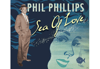 Phil Phillips - Sea Of Love - (CD)