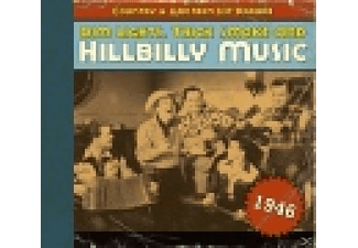 VARIOUS - Dim Lights, Thick Smoke And Hillbilly Music 1946 - (CD)