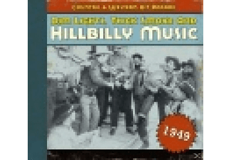 VARIOUS - Dim Lights, Thick Smoke And Hillbilly Music 1949 - (CD)