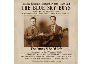 The Blue Sky Boys - The Sunny Side Of Life - (CD + Buch)