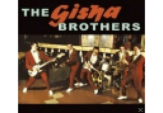 The Gisha Brothers - The Gisha Brothers - (CD)