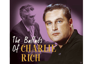 Charlie Rich - The Ballads Of - (CD)