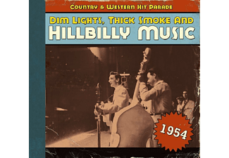 VARIOUS - Dim Lights, Thick Smoke And Hillbilly Musiccountry & Western - (CD)