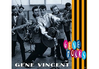 Gene Vincent - Rocks - (CD)