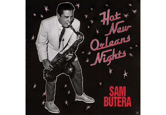 Sam Butera - Hot New Orleans Nights - (CD)