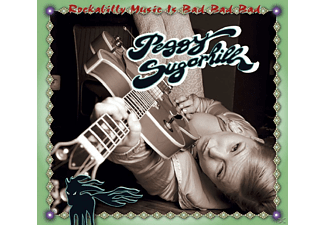 Peggy Sugarhill - Rockabilly Music.. -Digi- - (CD)