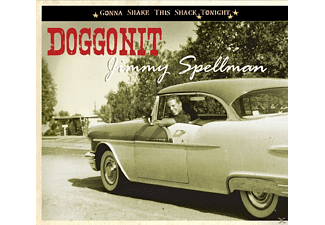 Jimmy Spellman - Doggonit - (CD)