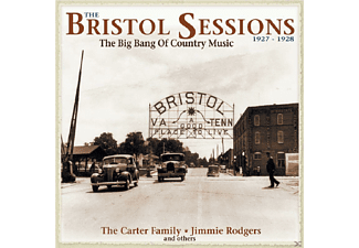 VARIOUS - The Bristol Sessions, 1927-1928 - (CD + Buch)