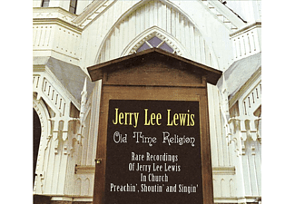 Jerry Lee Lewis - Old Time Religion - Rare Recordings of Jerry Lee Lewis in Church (Digipak) (CD)