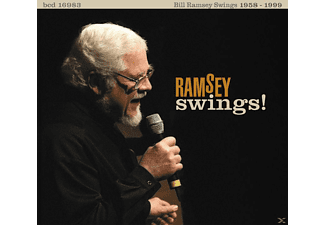 Bill Ramsey - Swingt 1958-1999 - (CD)
