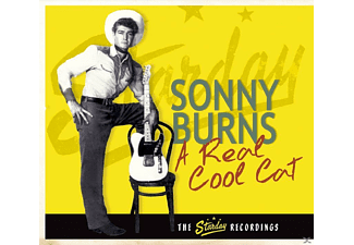 Sonny Burns - A Real Cool Cat-The Starday Recordings - (CD)