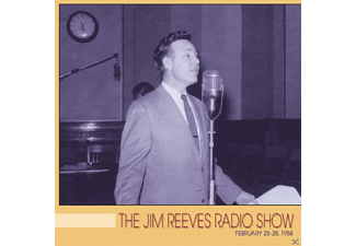 Jim Reeves - The Jim Reeves Radio Show - (CD)