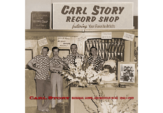 Carl & The Rambling Mountaineers Story - A Life In Rural Music - (CD + Buch)