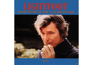 Gordon Lightfoot - Did She Mention My Name/Back Here On Earth - (CD)
