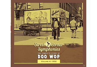 VARIOUS - Street Corner Symphonies Vol.4 1952 - (CD)