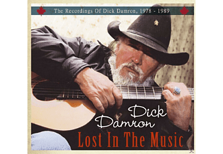 Dick Damron - Lost In The Music/The Recordings Of Dick Damron, - (CD)