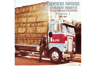 VARIOUS - Truckers, Kickers, Cowboy Angels Vol.1 - (CD)