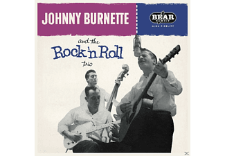 Johnny Burnette - And The Rock & Roll Trio (180gram Vinyl) - (Vinyl)