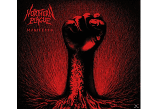 Northern Plague - Manifesto - (CD)
