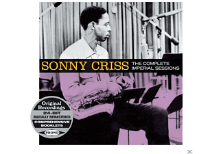Sonny Criss - The Complete Imperial Sessions - (CD)