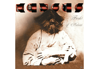 Kansas - Freaks Of Nature - (CD)