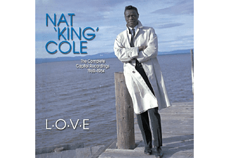 Nat King Cole - L-O-V-E-The Complete Capitol Recordings - (CD + Buch)