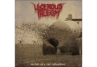 Ulcerous Phlegm - Phlegm As A Last Consequence - (CD)