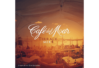 VARIOUS - Cafe Del Mar Terrace Mix 4 [CD]