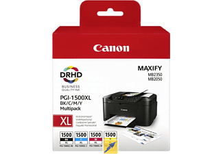 CANON CAN94384 PGI 1500XL BK C M Y Multipack Kartuş