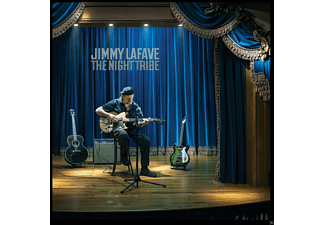 Jimmy Lafave - The Night Tribe - (CD)