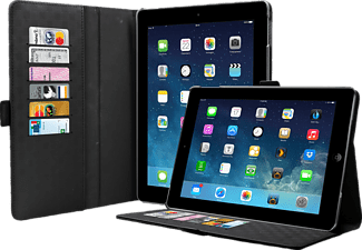 SBS MOBILE Bookstyle Case - iPad Air 2 (Svart)
